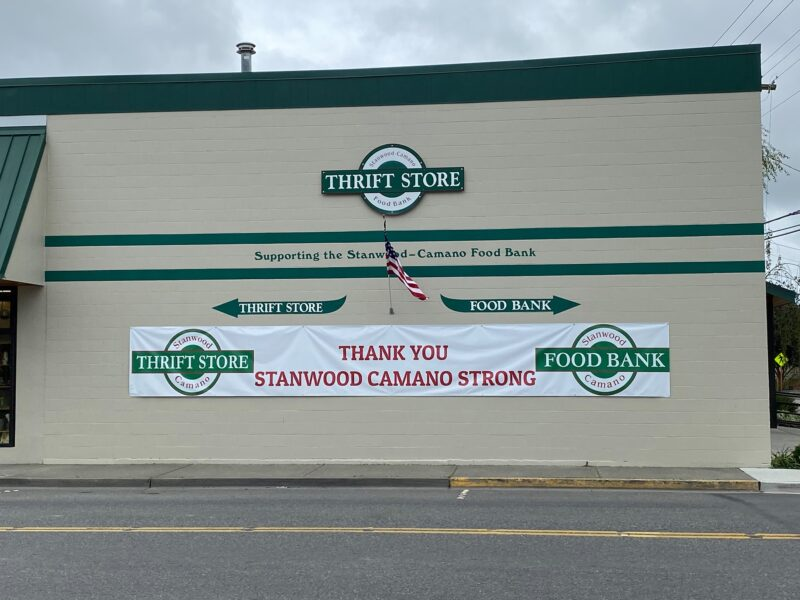 Stanwood Camano Food Bank & Thrift Store