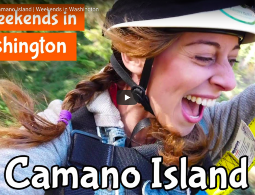 Video on Visiting Camano