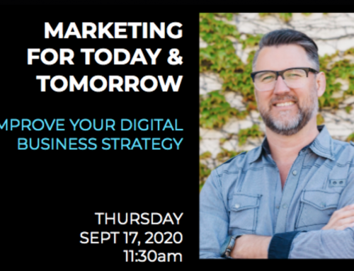 Marketing for Today & Tomorrow